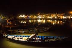 Hoi An - la città delle lanterne cinesi Immagini Stock