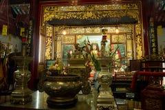 Hoi An - la città delle lanterne cinesi Il tempio Fotografie Stock