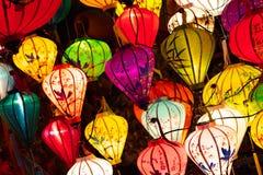Hoi An Lanterns foto de stock royalty free