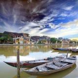 Hoi. Le Vietnam photo libre de droits