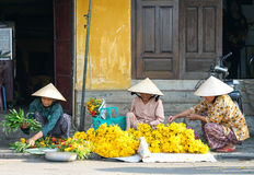 Hoi An market, Vietnam Royalty Free Stock Photography