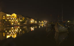 Hoi An at night Stock Photo