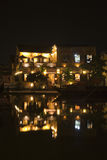 Hoi An at night Royalty Free Stock Photo