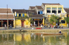 South East Asian trading port Hoi An Stock Images