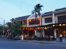 Hoi An Old Town en Vietnam fotos de archivo libres de regalías
