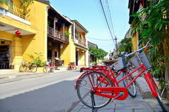 Hoi An old town. Hoi An is a popular tourist destination of Asia Stock Images