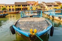 Hoi An old town. At Quang nam province, Vietnam Stock Photos