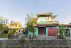Hoi An old town, Quang Nam province, Vietnam Royalty Free Stock Images