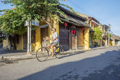 Hoi An old town, Quang Nam province, Vietnam Stock Image