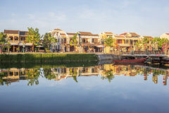 Hoi An old town, Quang Nam province, Vietnam Royalty Free Stock Photos