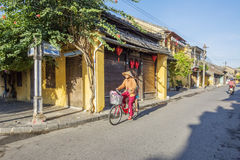 Hoi An old town, Quang Nam province, Vietnam Royalty Free Stock Photo