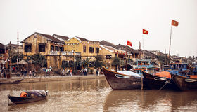 Hoi An old town Stock Photo
