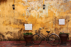 Hoi-An Old Town. A tipical hous at Hoi-An old town, vietnam Stock Images
