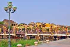 Hoi an old town, Vietnam Royalty Free Stock Photo