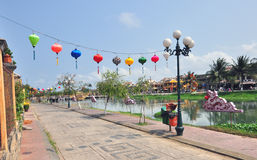 Hoi An old town, Vietnam stock photography
