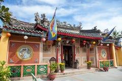 Hoi Quan Trieu Chau Temple in Hoi An Immagine Stock Libera da Diritti