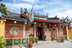 Hoi Quan Trieu Chau Temple in Hoi An Royalty Free Stock Image