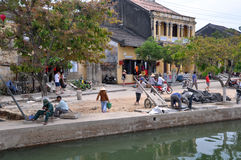 Hoi An Renovations, Vietnam Stock Image