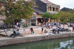 Hoi An Renovations, Vietnam. Hoi An, Vietnam, 15 April 2009 Stock Image