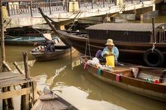 Hoi An - staden av kinesiska lyktor Arkivfoto