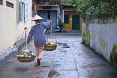 Hoi An street Stock Image