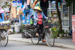Hoi An Street Scene Stock Photos