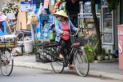 Hoi An Street Scene Stock Photos