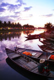Hoi An Tourism. Hoi An - Da Nang - Viet Nam Stock Photography