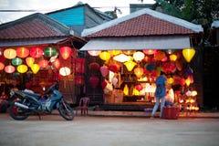 Hoi, Vietnam Royaltyfri Foto