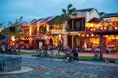 Hoi, Vietnam Foto de archivo