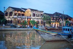 Hoi An, Vietnam Royalty Free Stock Image
