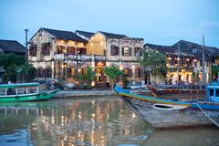 Hoi, Vietnam Image stock