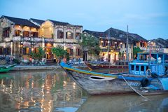 Hoi An, Vietnam Royalty Free Stock Images