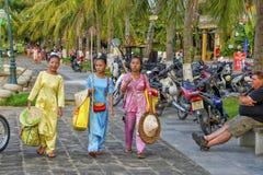 Hoi, Vietnam Royalty-vrije Stock Afbeelding