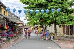 Hoi, Vietnam Royalty-vrije Stock Afbeeldingen