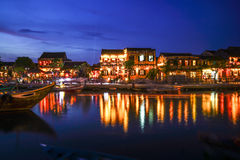 Hoi, Vietnam foto de stock