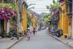 hoi vietnam Royaltyfri Foto