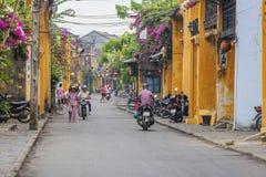 hoi vietnam Royaltyfri Fotografi