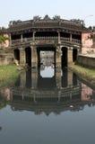 Hoi An Vietnam Japanese Bridge Royalty Free Stock Images