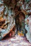 HOI, VIETNAM - 20. MÄRZ 2017: Ansicht von Marmorhügeln in Bezirk Ngu Hanh Son, Vietnam Lizenzfreie Stockfotos
