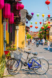 Hoi An - Vietnam Mar 16 ::  nice town beautiful architecture at Stock Image