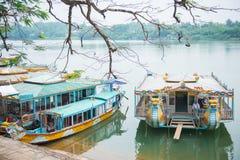 Hoi An - Vietnam Mars 16:: härlig arkitektur för trevlig stad på Royaltyfri Foto