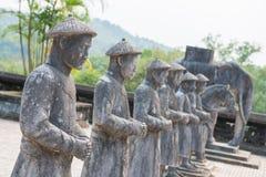 Hoi An - Vietnam Mars 16:: härlig arkitektur för trevlig stad på Royaltyfria Bilder