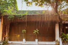 HOI, VIETNAM - 19 MARS 2017 : Matin en ville antique de Hoi An Photo libre de droits