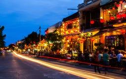 Hoian Vietnam stockfoto