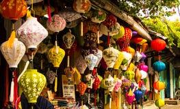 Hoian Vietnam Royalty-vrije Stock Foto
