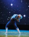 Hoiden-Folk dance Royalty Free Stock Photo