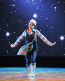 Hoiden-Folk dance Stock Images