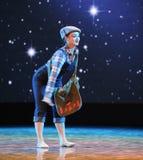 Hoiden-Folk dance Stock Photo