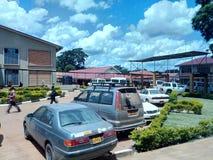 Hoima Regional Referral Hospital, Uganda royalty free stock photo